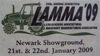 2009 LAMMA Best Improvement to Existing product
